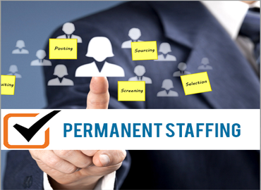 RECRUITMENT OF PERMANENT STAFF